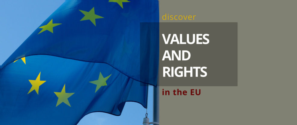 EU values and rights