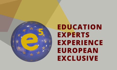 Education, experts. experience, European, exclusive.