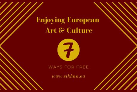 Eu Art and Culture