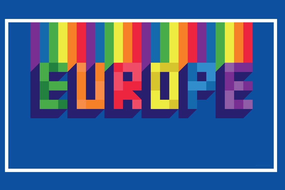 Europe celebrates 9 May